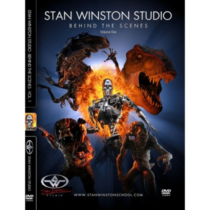 DVD Stan Winston Studios: Behind the Scenes Vol. 1