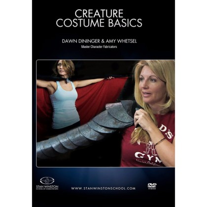 DVD Dawn Dininger & Amy Whetsel : Creature Costume Basics