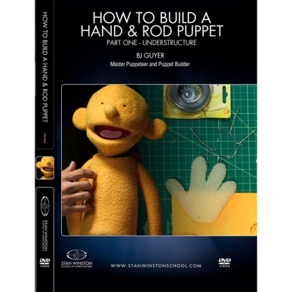 DVD BJ Guyer : Creature Design - Practical to Digital