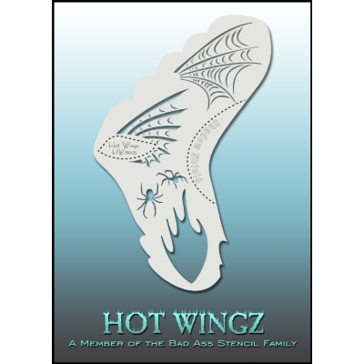 Pochoirs Hot Wings 8003