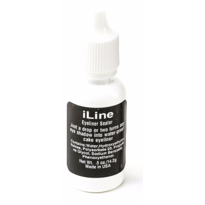 Eyeliner Transparent waterproof iLine 0,5 oz (14,2g flacon professionnel)