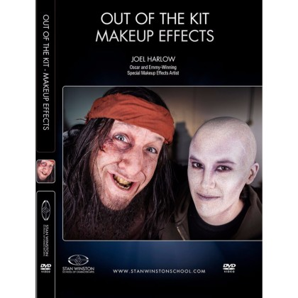DVD Joel Harlow : Out of the Kit Makeup Effects