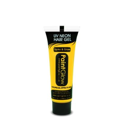 Gel colorant pour Cheveux NEON UV 13ml YELLOW