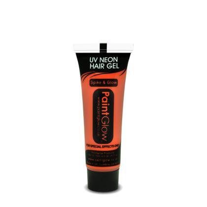 Gel colorant pour Cheveux NEON UV 13ml ORANGE