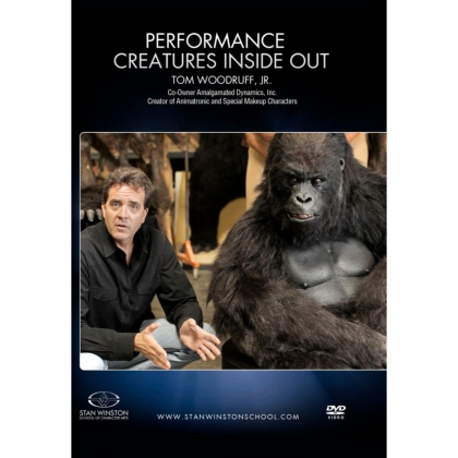 DVD Tom Woodruff : Performance - Creatures Inside & Out
