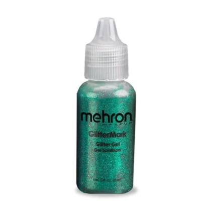 GlitterMark Paillettes Gel effet 3D - Holiday Green  (15ml)