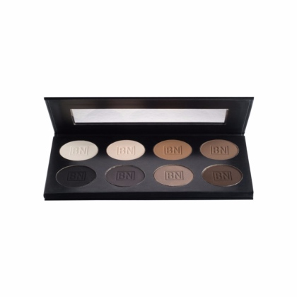 Palette de 8 fards à paupières Nude, Bridal et Film - Essential Eye Shadow Palette 28g