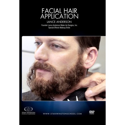 DVD Lance Anderson : Facial Hair Application