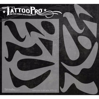 Pochoir Tattoo Pro - Stencils Freestyle Tools