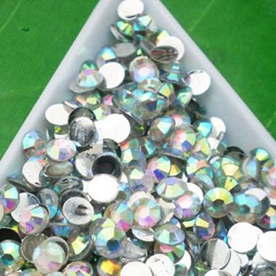 Strass 2mm Clear AB x10000