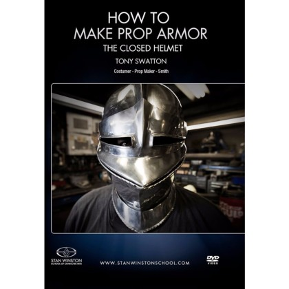 DVD Tony Swatton : How To Make Prop Armor